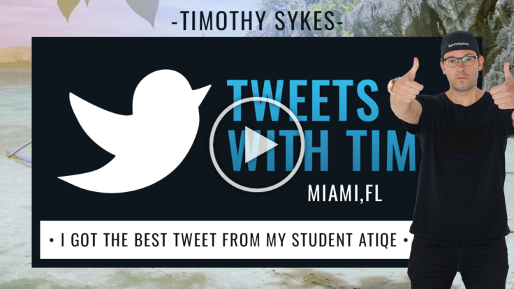 I Just Got The BEST Tweet From My Student Atiqe {VIDEO}