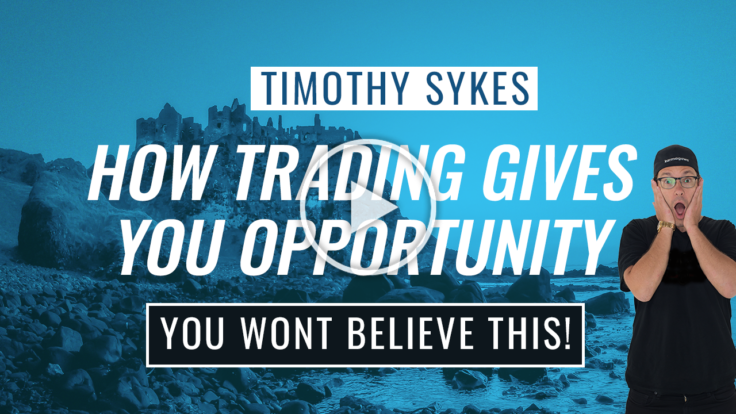 How Trading Gives You Opportunity – You Won't Believe This! {VIDEO}