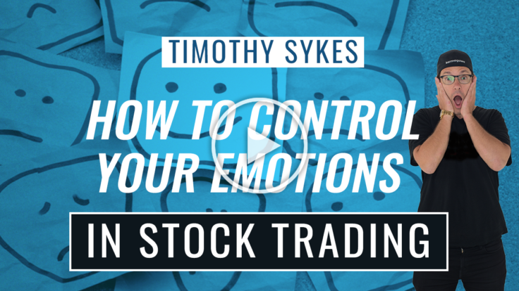 How To Control Your Emotions in Stock Trading {VIDEO}