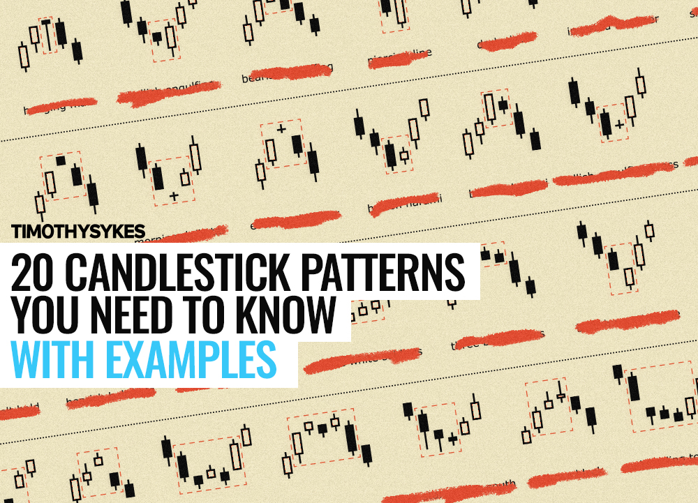 20 Candlestick Patterns You Need To Know, With Examples