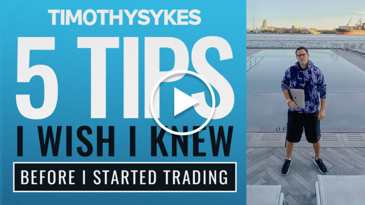 Five Tips I Wish I Knew Before I Started Trading {VIDEO}