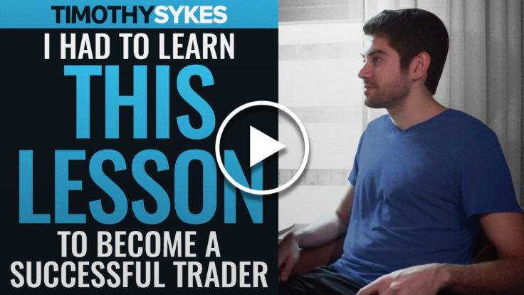 """I Had to Learn THIS LESSON to Be Successful As a Trader"" (Tim Grittani) {VIDEO}"