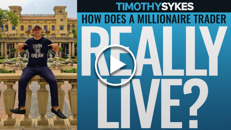 How Does a Millionaire Trader REALLY Live? {VIDEO}