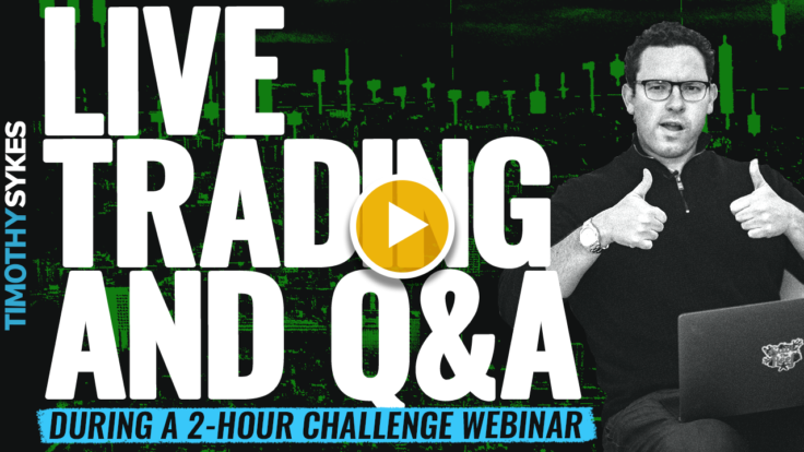 Live Trading And Q&A During A 2-Hour Challenge Webinar {VIDEO}