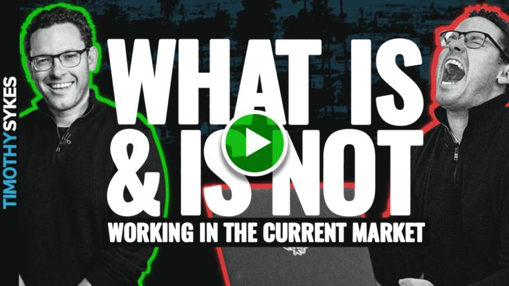 What Is And Is Not Working In The Current Market {VIDEO}