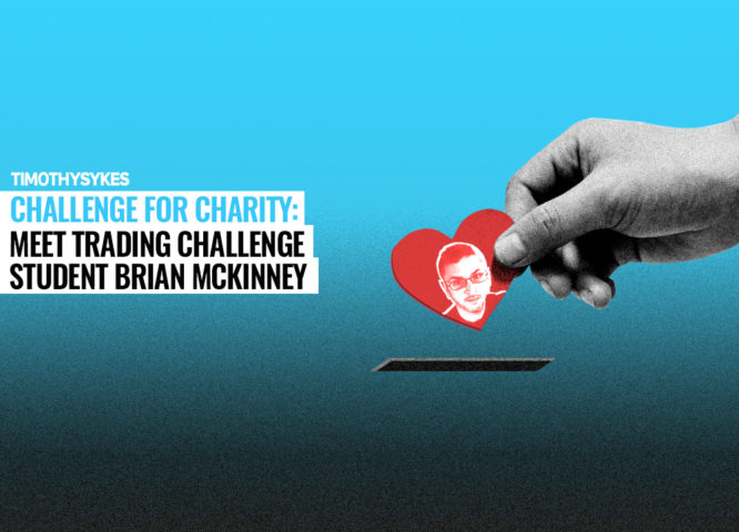 challenge for charity blog post cover art