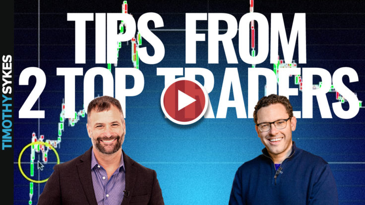 Tips For Beginners With Two Top Trading Mentors {VIDEO}