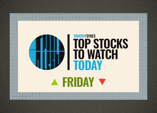 Top Stocks to Watch Today: Friday, April 16